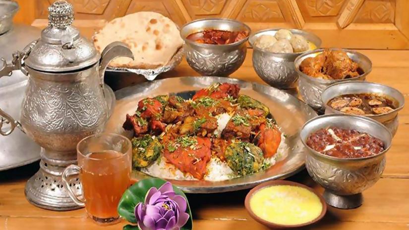 Indian cuisine social media talks - Kashmir indian cuisine ...